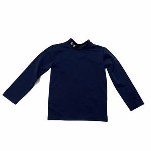 Under Armour Navy Long Sleeve Athletic T-Shirt